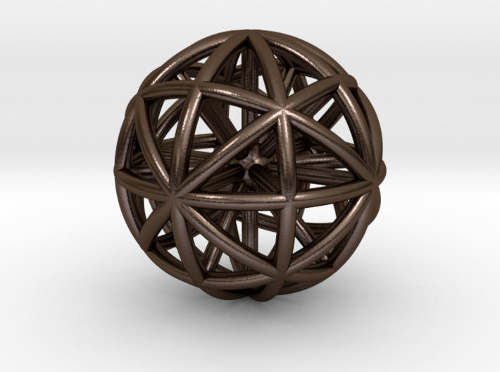 Spherical thing 3d printed