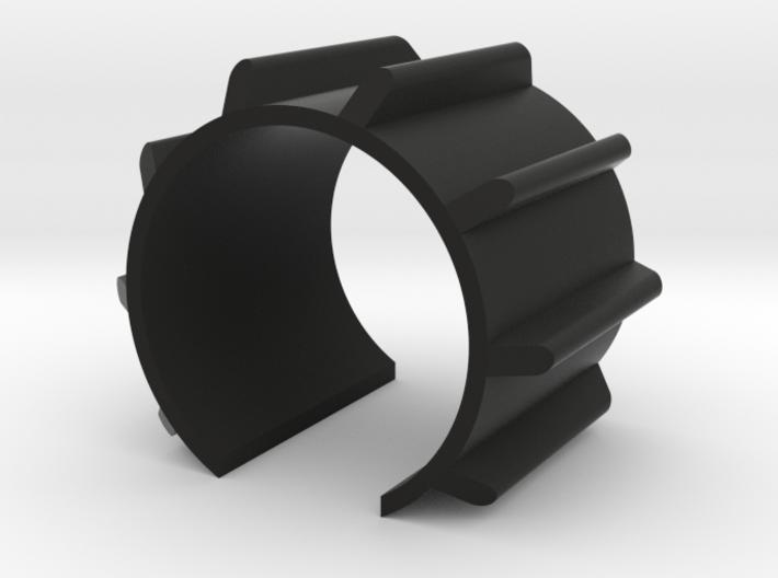 Emitter Fin - Mara Jade 38mm long - MHS compatible 3d printed