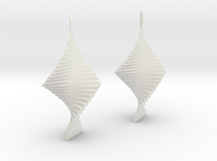 Helix Curve 3d printed