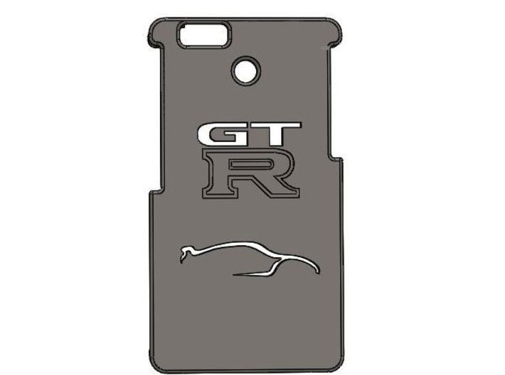 GTR35 Iphone 6 Case 3d printed