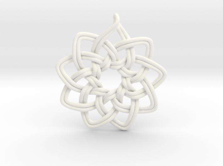 Logo Ornament 3d printed
