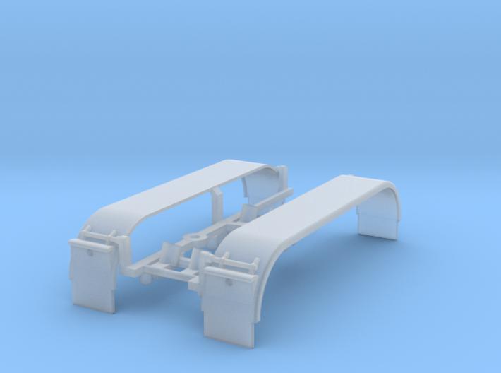 1/87 Kf/B/3ax/r/Gl/new 3d printed