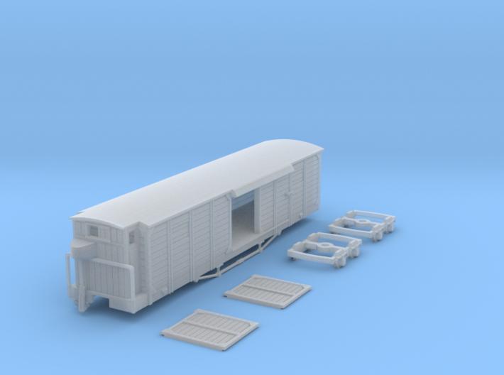 Kddxh Type 72W2 H0e 3d printed