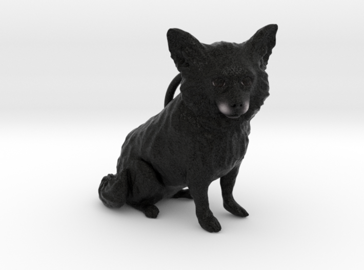 Custom Dog Ornament - Sally 3d printed