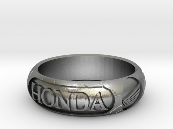 "Honda Tire Size R 1-2 - 59 - 2"" 7/16 3d printed"