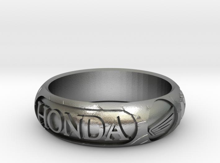 "Honda Tire Size S 1/2 - 61- 2"" ½ 3d printed"