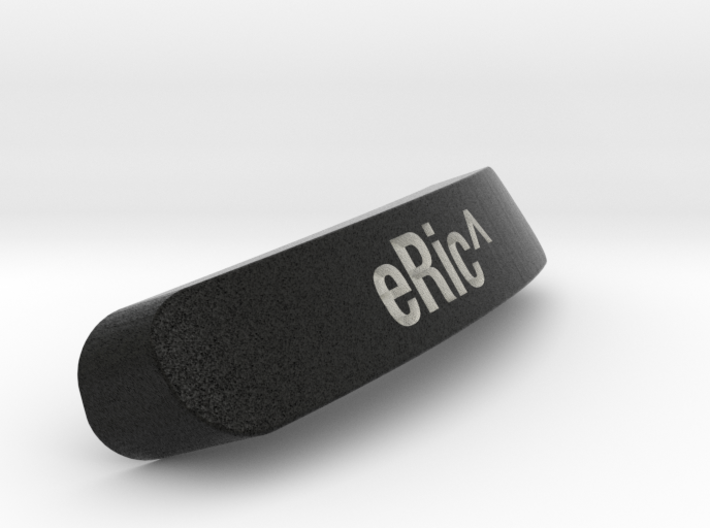 Eric^ Nameplate for SteelSeries Rival 3d printed