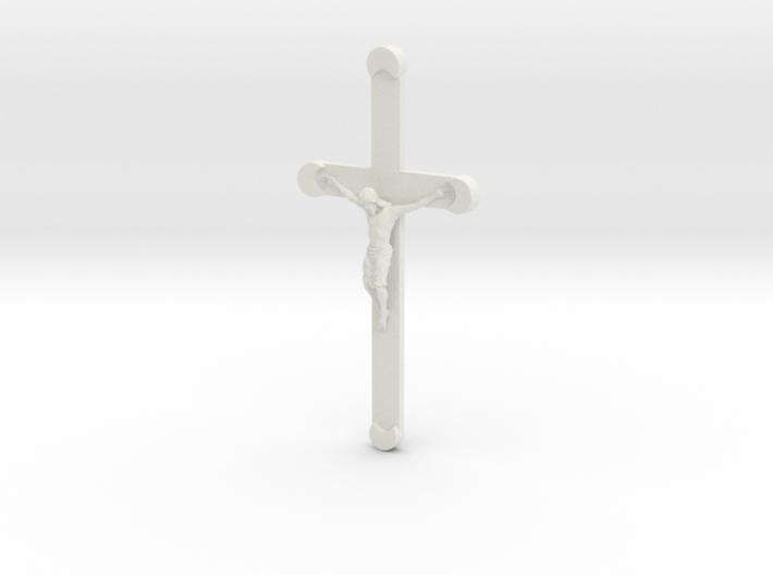 CrossSimple 3d printed