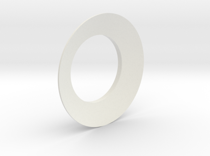Lieberkühn Reflector 58mm diameter, f = 35mm 3d printed
