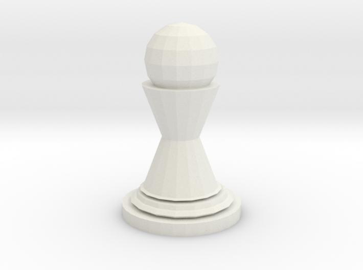 Pawn 3d printed
