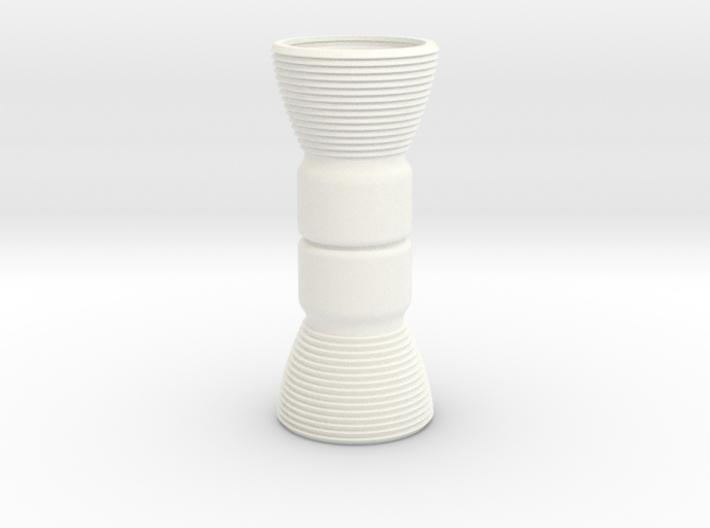 Custom Mini Engine Bells for BT-5 body tubes 3d printed