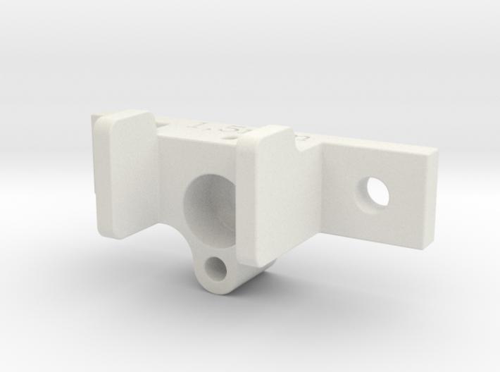 RC Servo holder type B 3d printed