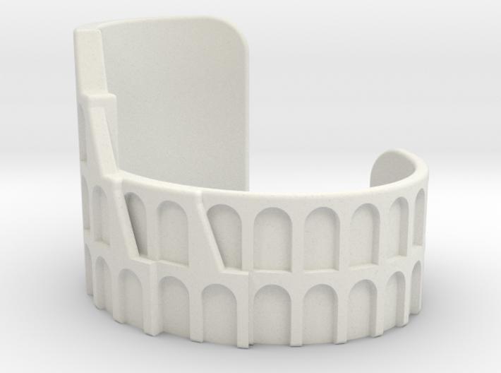 Colosseum Bracelet Size Small 3d printed