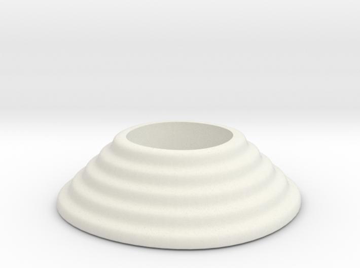 Waterfall tealight 2 3d printed