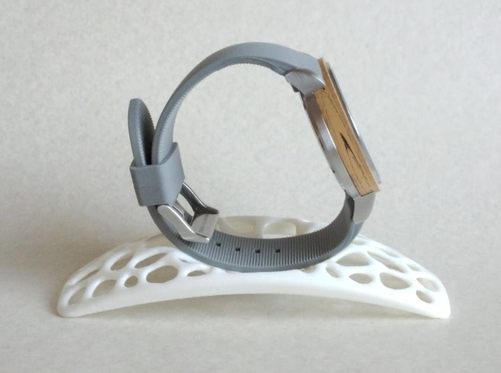 smart base -arc_03s_volonoi- 3d printed