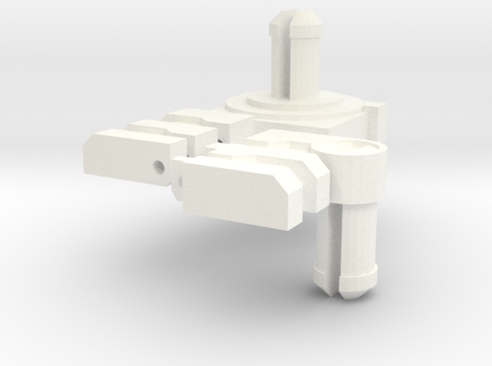 FoC Generations Helicopter Rotor Mount 3d printed