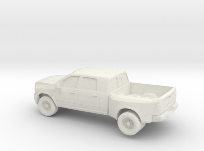 1/87 2010 Dodge Ram 3500 Dually 3d printed