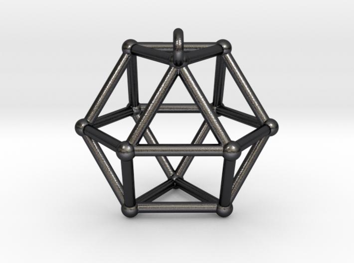 VECTOR EQUILIBRIUM (standard) 3d printed