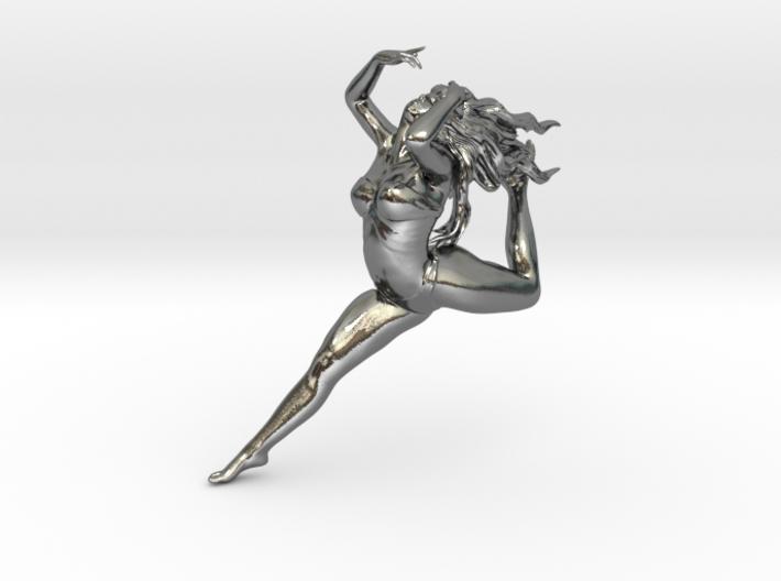 Dancer 3d printed