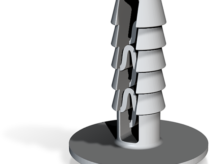Ritmo Pin Wagenhimmel 3d printed