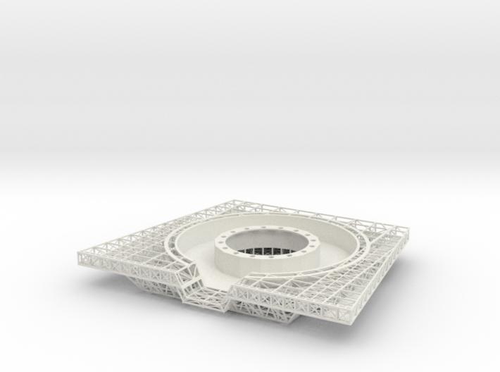 Observatory (lower Deck) V0.8 3d printed