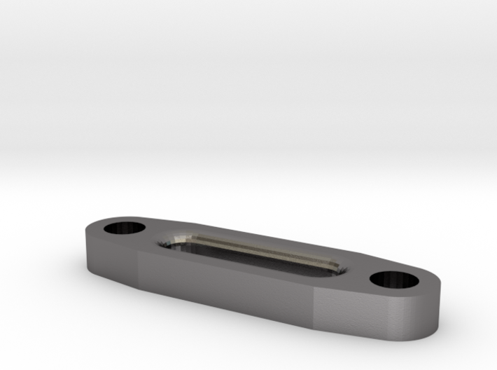 Hawse Fairlead Rounded 3d printed