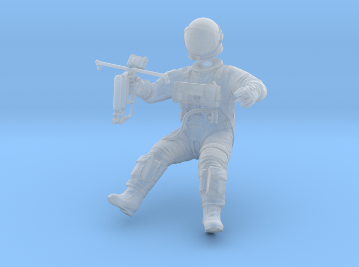 Gemini EVA Astronaut / 1:24 / Revell Kit Extension 3d printed