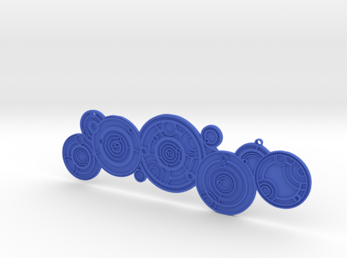 Doctors Name 15cm Strong Flexible Plastic 3d printed
