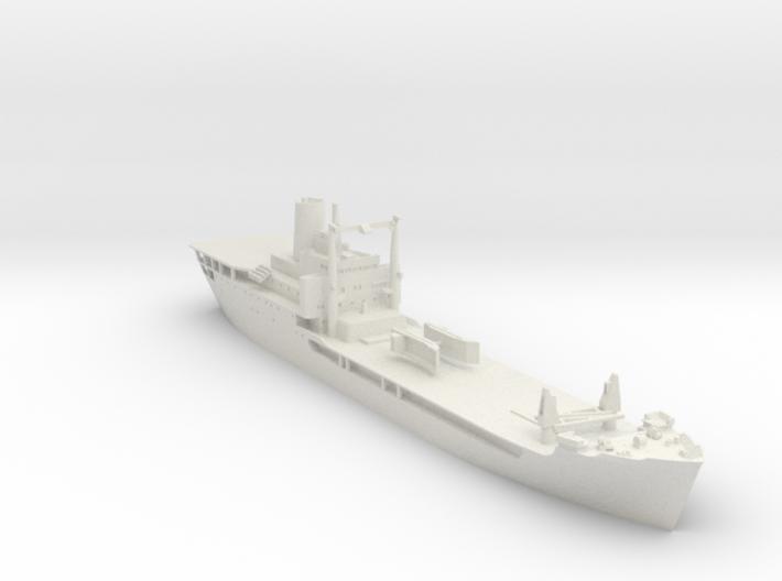 HMAS Tobruk 3d printed