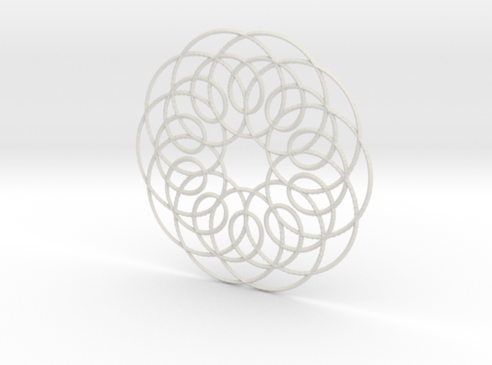 Spirograph01 3d printed