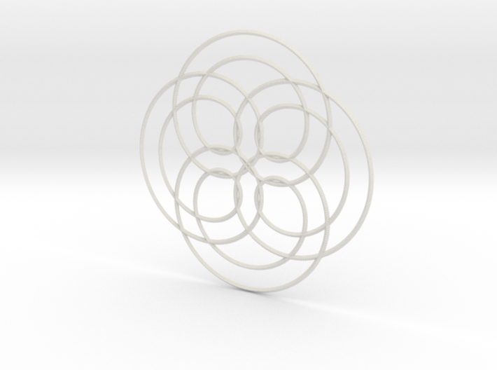 Spirograph02 3d printed