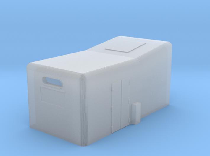HO-Scale UP TR-5 Calf Cab 3d printed