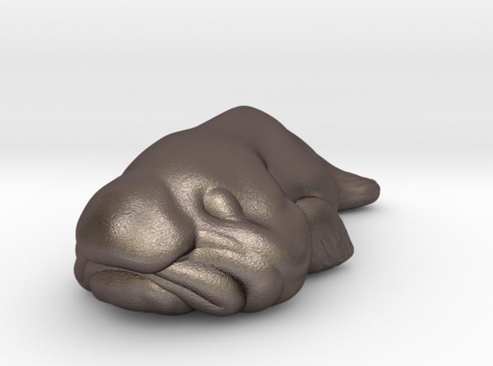 Blobfish 3d printed