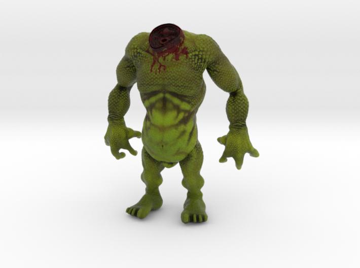Headless Goblin Mini Fig 3d printed