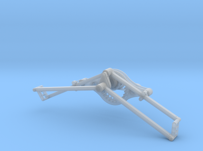 Flying Machine 3d printed