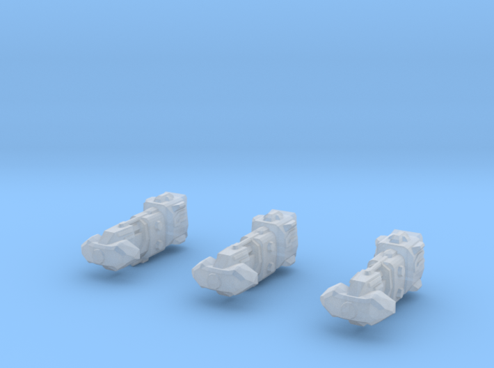 "Somtaaw ""Minion"" Heavy Tugs (3) 3d printed"