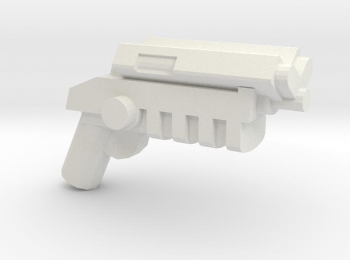 Grapnel Gun V1.1 3d printed