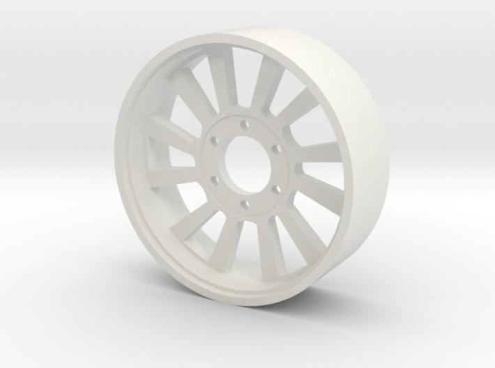 BP8 rear wheel Rapid OTO 3d printed