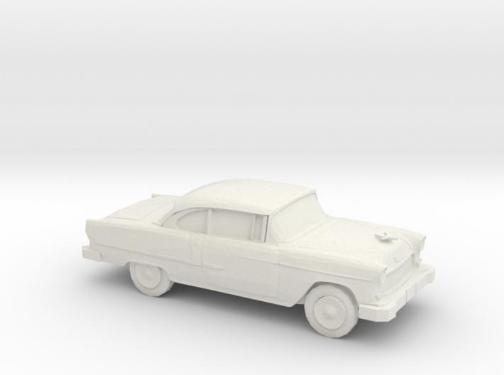1/87 1955 Chevrolet Bel Air 3d printed