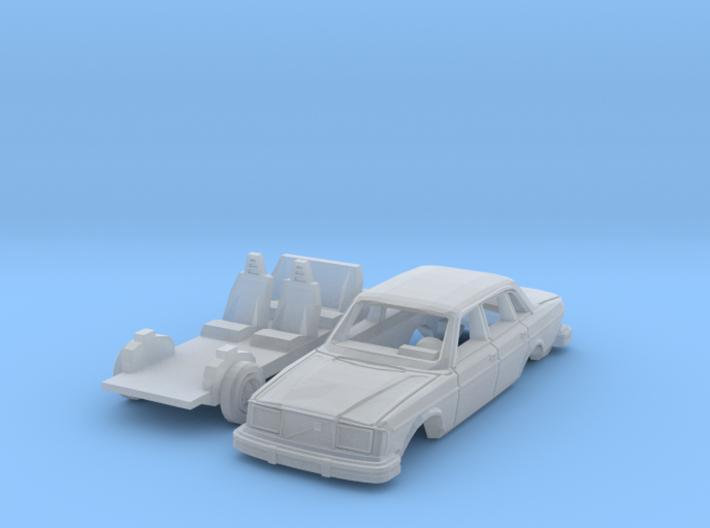 Volvo 264 GL (N 1:160) 3d printed