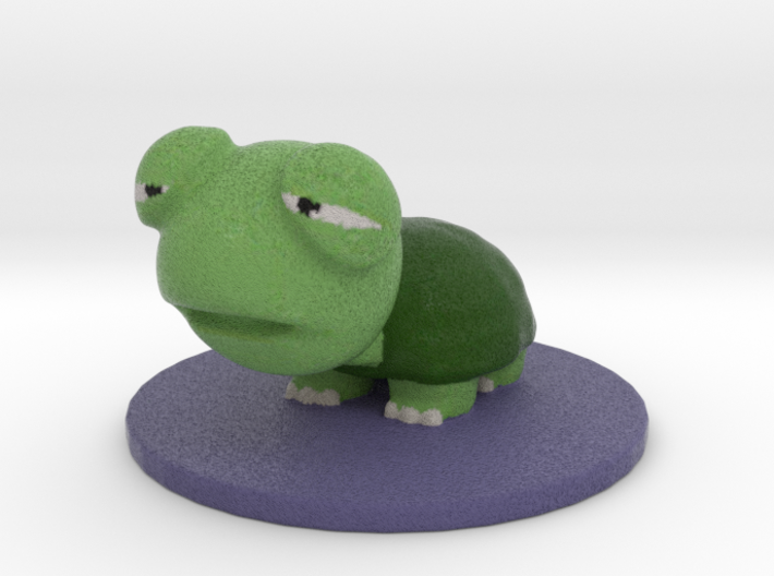 Drowsy Toto 3d printed