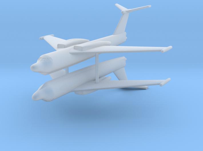 1/600 P-6M Seamaster (x2) 3d printed