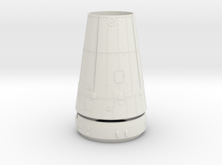 Apollo SLA/IU 1:48 for Tim 3d printed