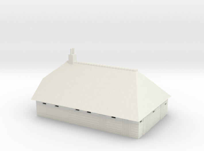 Giethoorn 87a 3d printed