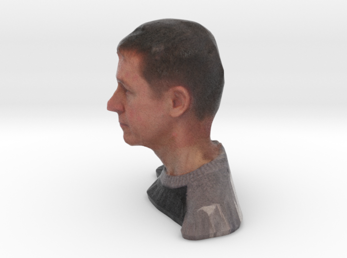 Duncan Faulkes 3d printed