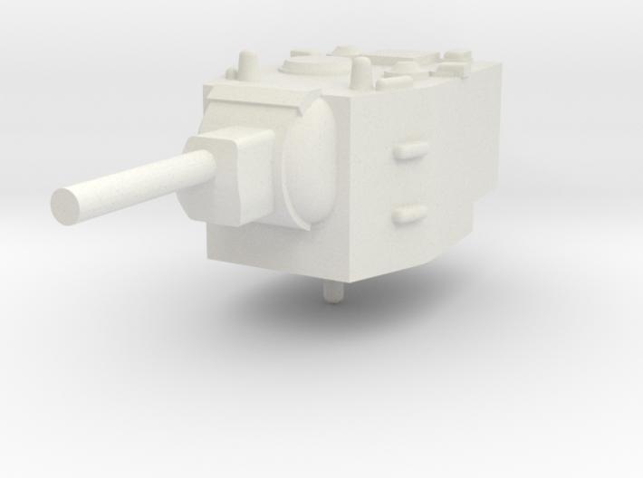 1/144 KV-2 turret 3d printed
