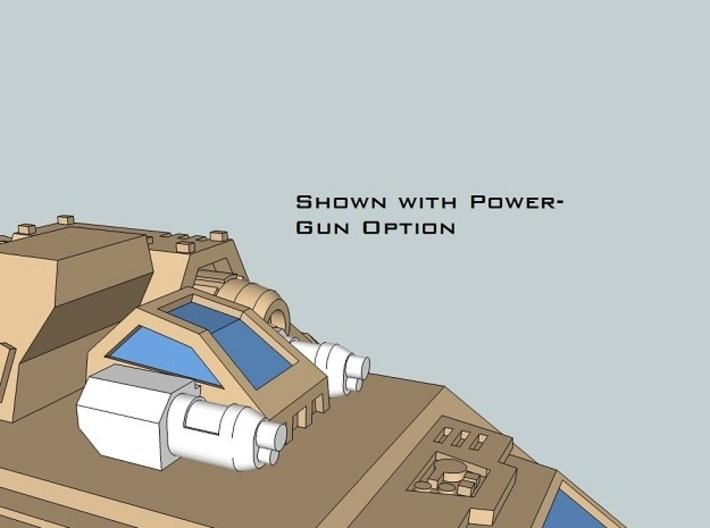 6mm Stormchicken Dropship 3d printed