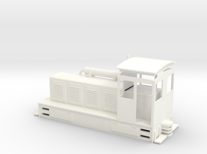 44 Ton Assembly NEM 3d printed