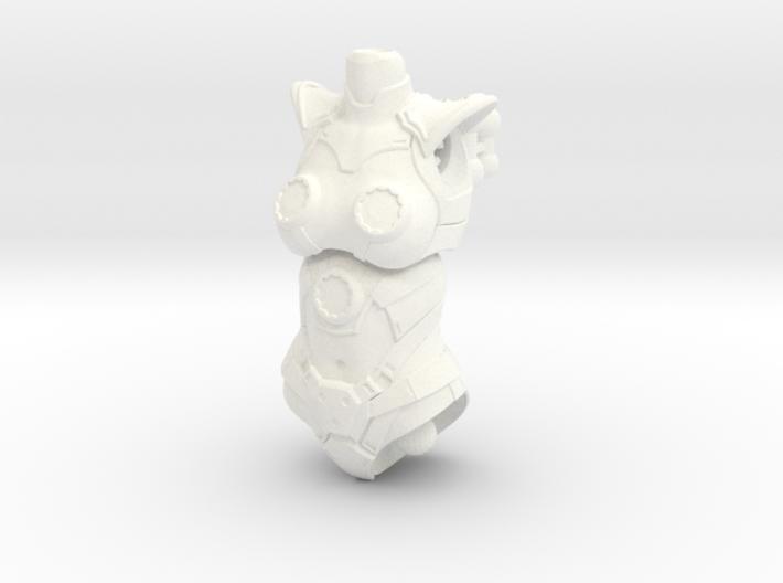 FB01-Torso-13  7inch 3d printed