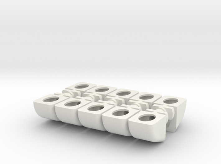 Steun Blokje Keuken Set 3d printed